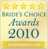 Bride's Choice Award 2010