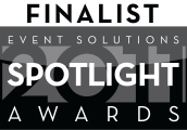 Spotlight Awards Badge 2011 Finalist